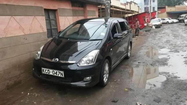 Toyota Wish very clean in qk Nairobi CBD - image 3