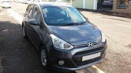2015 Hyundai i10 Grand 1.2 Fluid