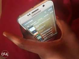 Samsung Galaxy s6 very neat and perfect