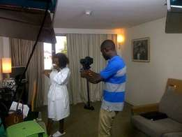 Contact us for your video production