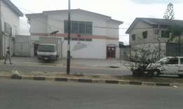 Fully detached duplex for sale at Ogudu road