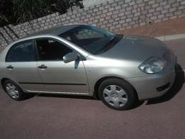 Toyota corolla for sale