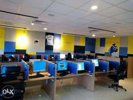 call center, ncomputing, vcloudpoint L300, X550