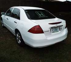 A few month used 2007 Honda Accord D.C auto gear for sales