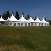 Tent and seats for hire