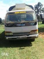 Isuzu elf Truck Manual Diesel engine