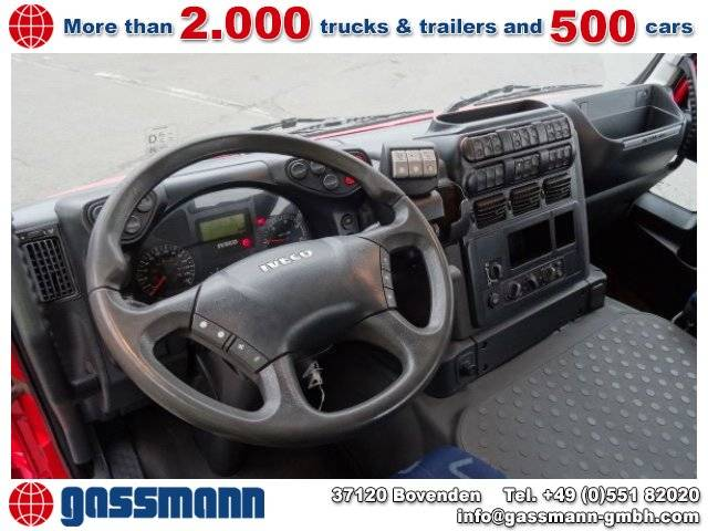 Iveco Trakker AD380T50   6x4  Autom./Klima/Tempomat - 2007