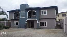 Furnished 4 Bedroom duplex with BQ at Oluyole Estate
