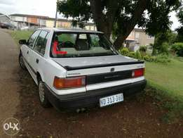 Honda ballade good condition