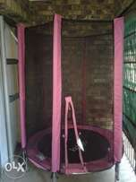 Trampoline for sale still new with box