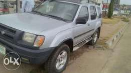 First body, clean Nissan Xterra, vehicle in perfect condition
