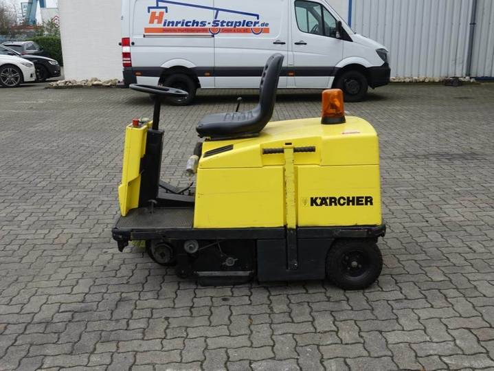Kärcher Kmr1200bat - 1994