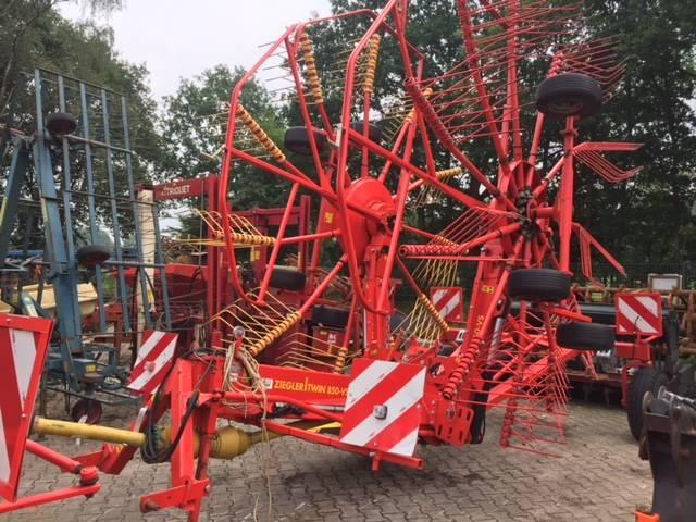Ziegler Twin 850 Hark - 2009