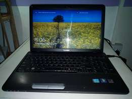 Super neat Toshiba core i3 laptop for sale