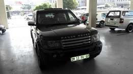 Land Rover Range Sport 4.2 supercharger V8 4X4 Tiptronic MY08