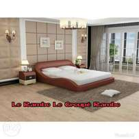 Beds/French Leather Beds Available Strictly On Order At 8,00,000/-