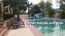 Swimming Pool start to finish. We are The Specialists.