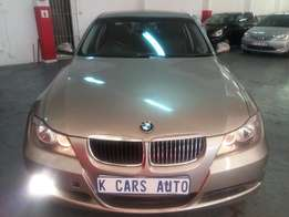 2008 Bmw 3 Series 100000Km with Leather Interiors