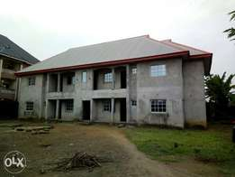 4 units of 2 bedroom flats for sale