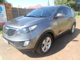2012 Kia Sportage 2.0 CRDi AT #3309 (KM's: 127698)