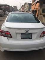 Registered Toyota Camry sport (2007)
