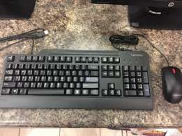 Lenovo USB keyboards brand new