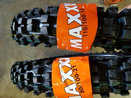 Maxxis Tires combos