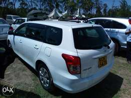 Toyota fielder auto very clean 1500cc fully loaded trade in accepted