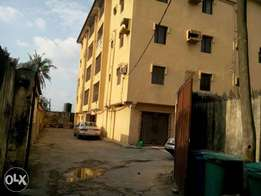 A nice luxury 4 Bedrooms Flats with tiles ogba