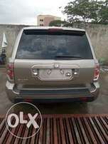 Tokunbo 2006 Honda Pilot Up For Sale