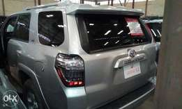 Newly registered Toyota 4runner 2014
