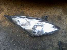 Chevy spark headlight.