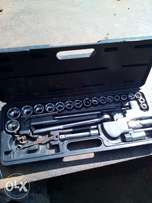Ratchet set with fittings bargain