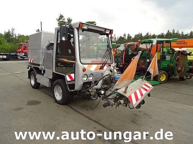 Multicar Boki HY 1251 S 4x4 Kipper 50KM/H Reinex Waschaufba - 2005