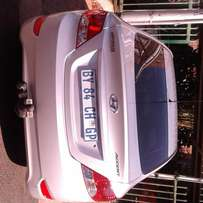 Hyundai Accent 1.6 GLS 2012 Model For Sale Urgently.