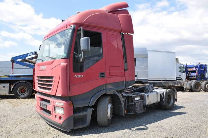 Iveco Stralis As 440 S43 Tp - 2003