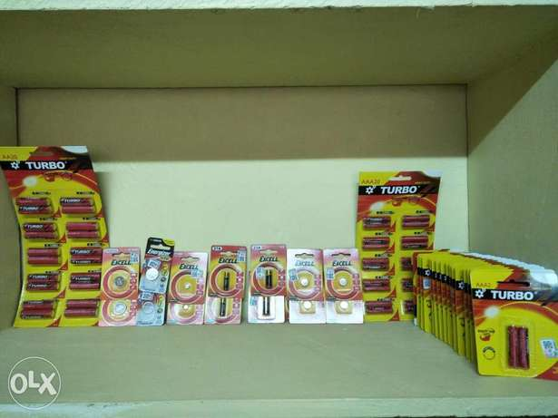 Batteries for remote for cars and more Nakuru East - image 3