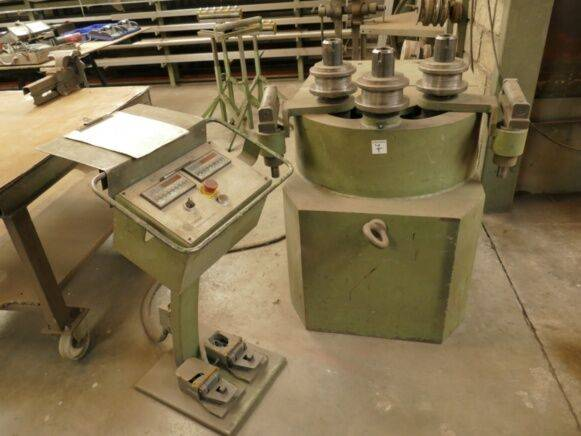 Comac 50LSP industrial equipment for sale by auction - 1991