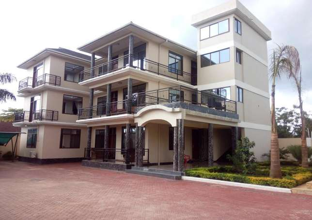 3 Bedrooms Furnished Apartment at Mbezi Beach Ilala - image 1
