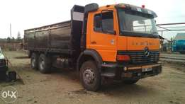 Mercedes benz lorry Tipa better than TAta