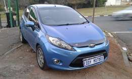 2010 model ford fiesta 1.4 for sale
