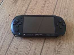 psp with extras