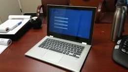 dell inspiron 13 (2 in 1) 5000 series 256ssd 8gb ram ,touchscreen,