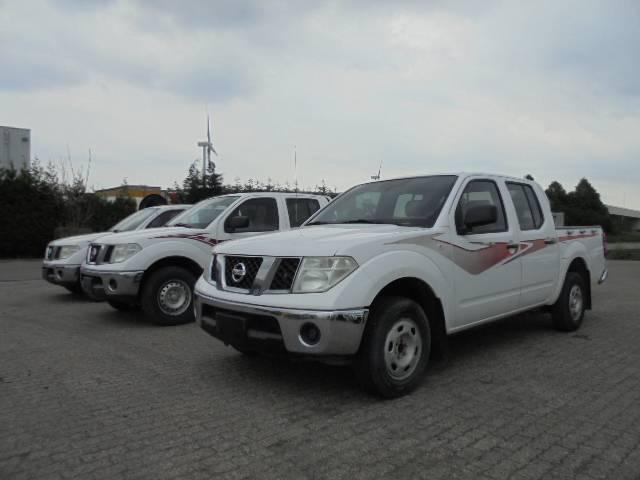 Nissan Navara SE 2.5 LTR - 2014