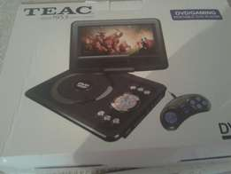 Teac portable dvd players for sale