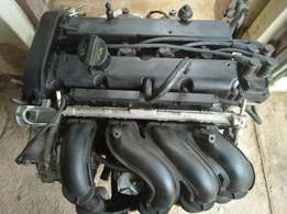 Ford fiesta 1.6 engine
