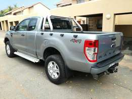 Ford Ranger XLS 4x4 Supercab - 3.2L - 6 Speed - Cash not Negotiable