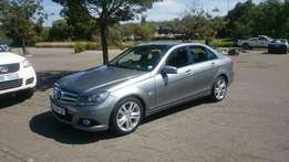 Mercedes-Benz C200 BE