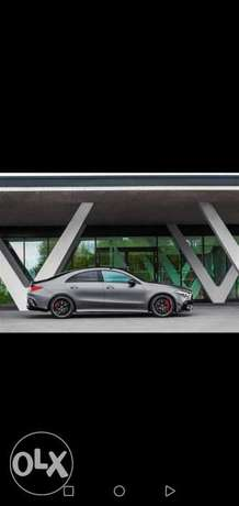 Mercedes-Benz CLA 45 S AMG 4matic - new Model.