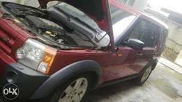 Tokunbo Land Rover HSE 2006 model